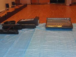 ホール音響工事