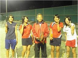テニススクール平野先生