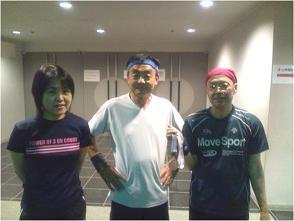 バウンドテニス「SAKURA」の皆さん